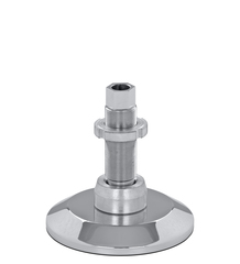 Levelling mount - adjustable foot JCMHD 130C-S6-HSD110