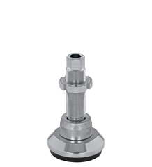Levelling mount - adjustable foot JCMHD 80C-S12-HSD110 with damping