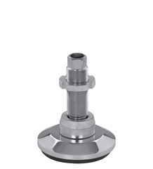Levelling mount - adjustable foot JCMHD 100C-S12-HSD110 with damping