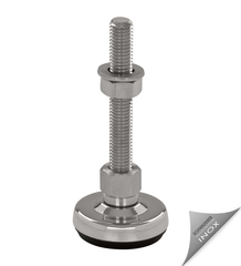 Machine leveler - adjustable foot SFE 50 vibration damped